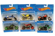 Hot Wheels Motorka X4221