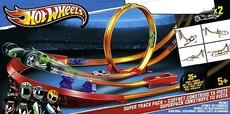 Mattel Hot Wheels Track Builder super dráha