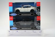 Welly Bentley Continental Supersport 1:24