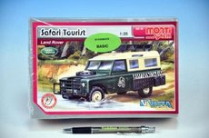Monti 02 Safari Tourist 1:35