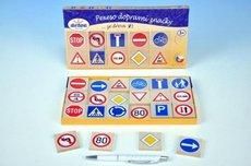 Detoa Pexeso: dopravní značky