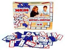 Svoboda Domino: Sčítání odčítání