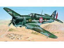 Curtiss P-36/H-75 HAWK 1:72