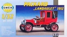 PACKARD Landaulet auto 1:32