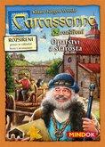 Carcassonne Opatství a starosta - 5. rozšíření