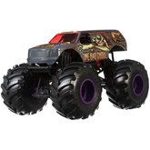 Hot Wheels Monster Truck velký truck One Bad Ghoul