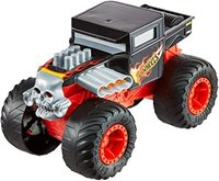 Mattel Hot Wheels monster trucks velké nesnáze Bone Shaker