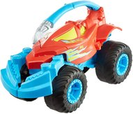 Hot Wheels monster trucks velké nesnáze