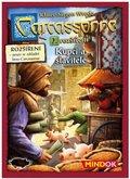 Mindok Carcassonne 2 edice: Kupci a stavitelé