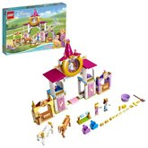 LEGO® Disney™ 43195 Královské stáje Krásky a Lociky