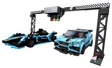 LEGO® Speed Champions 76898 Formula E Panasonic Jaguar Racing GEN2 car & Jaguar I-PACE