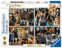 Ravensburger Harry Potter 4 x 100 dílků