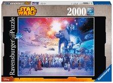 Ravensburger 16701 Star Wars Universe 2000 dílků