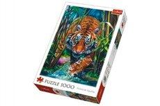 Trefl Puzzle Dravý Tygr 1000 dílků